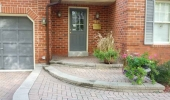 Side Entrance Before