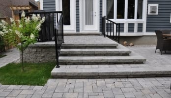 Patios, Porches, Steps & Walls