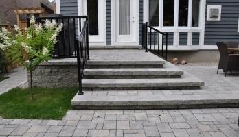 Patios, Porches, Steps & Walls