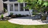 Sun Porch with Patio