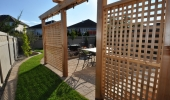 Privacy Screen/Entrance to Yard
