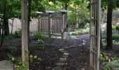 Garden Arbour and Screen