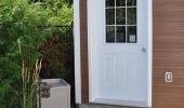 Side Door on Garage